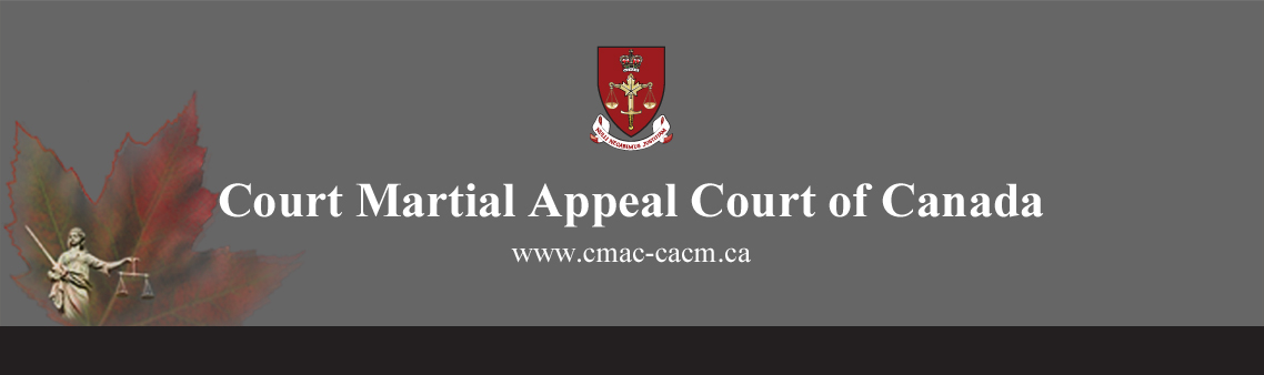 Court Martial Appeal Court